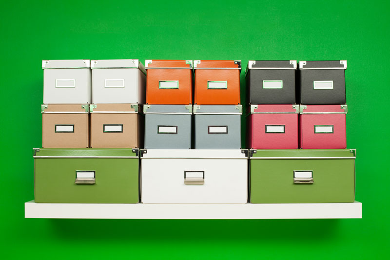 Use These Organization Tools to Keep Your Home Well Organized