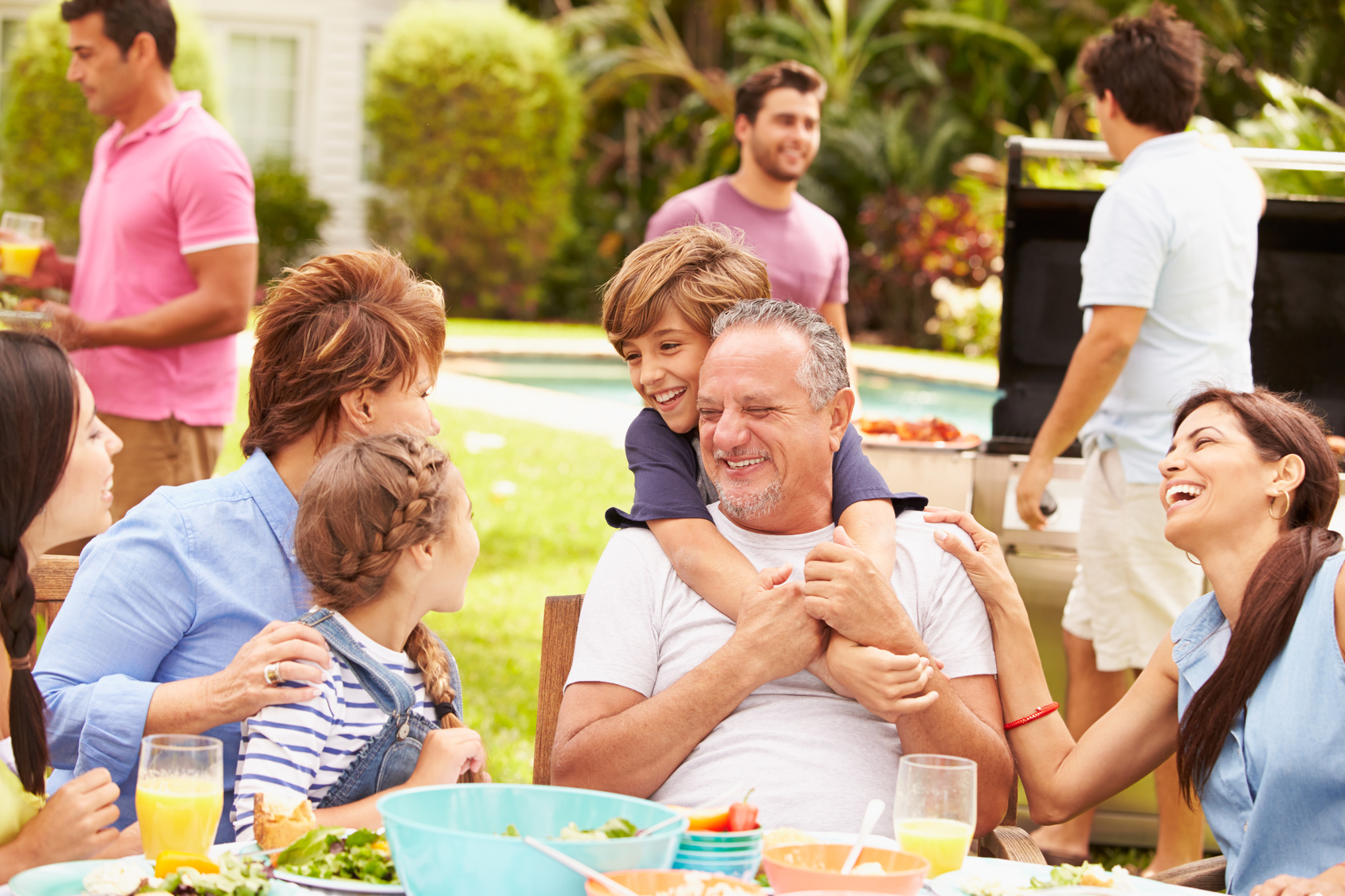 Summer Parties & Homeowners Insurance Coppell TX