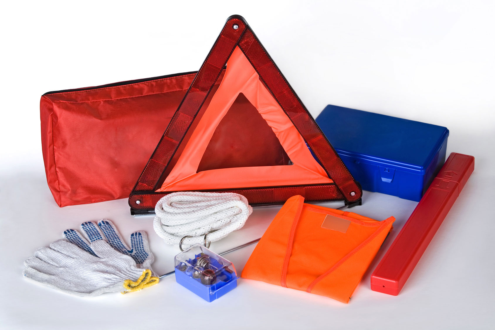 Emergency Kit & Auto Insurance Coppell TX