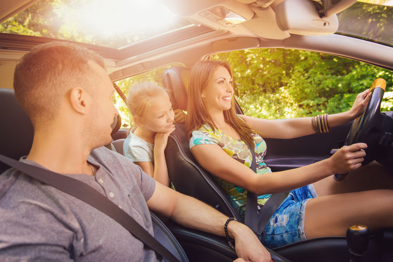 Stay Safe on the Road with These Rules for Car Passengers