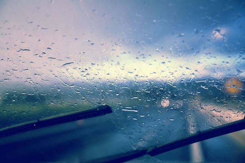 Driving Safety Tips for Heavy Rain, drive safely in the rain