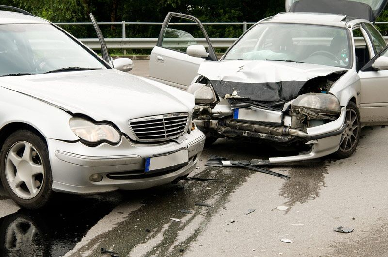 How fault is determined after an accident