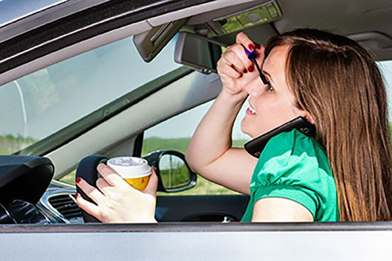 Tips to Help You Avoid Distracted Driving, avoid distractions when you're behind the wheel