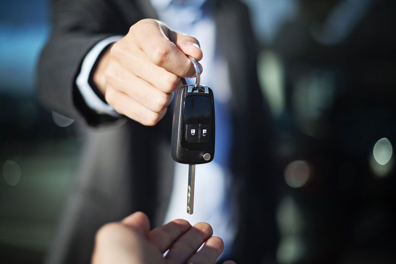 Lost Your Car Keys?  Here's How You Can Replace Them