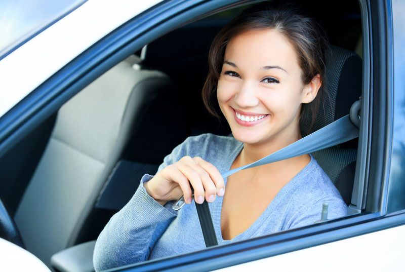 Important Seatbelt Safety Statistics for Your Teen Driver